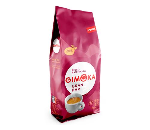 Caf� GIMOKA Miscela Bar en granos 1Kg