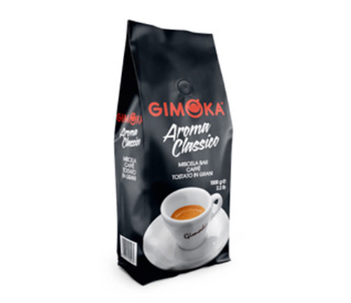 Caf� GIMOKA Aroma Classico en granos 1Kg